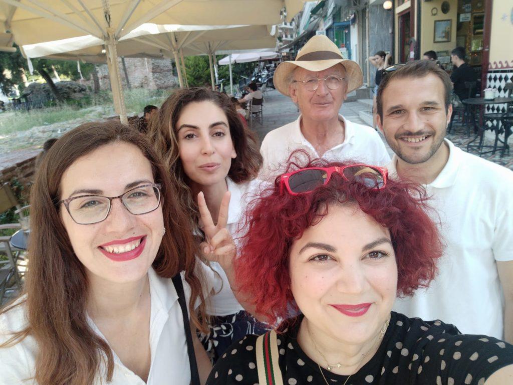 "To έργο Via Egnatia στο Πρόγραμμα ""Δημιουργώ"""