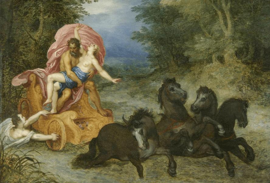 Ο μύθος της Περσεφόνης Ζωντανεύει στο Πάρκο Φιλίππων